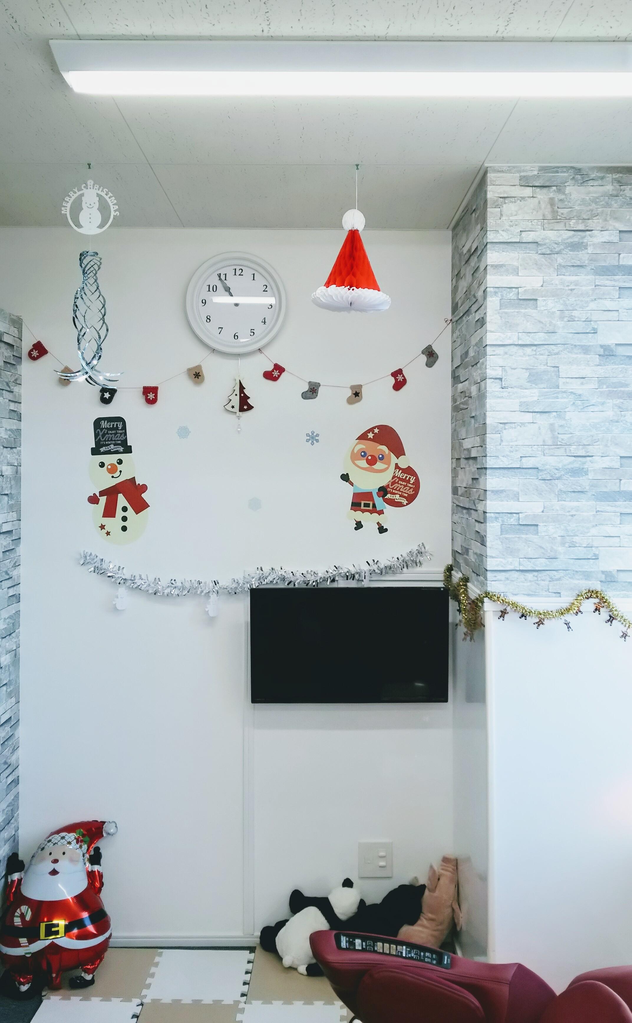 キッズルーム クリスマス